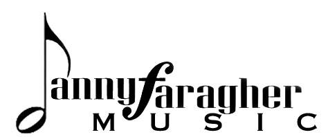 Danny Faragher Music